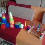 Строю из Степиных игрушек